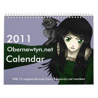 Obernewtyn.net 2011 Calendar