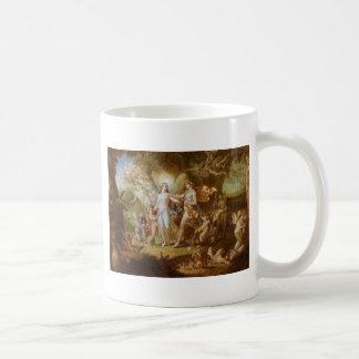 Oberon and Titania Coffee Mug