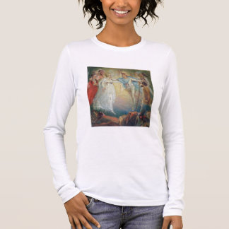 Oberon and Titania from 'A Midsummer Night's Dream Long Sleeve T-Shirt
