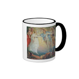 Oberon and Titania from 'A Midsummer Night's Dream Mug
