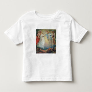 Oberon and Titania from 'A Midsummer Night's Dream Tee Shirt