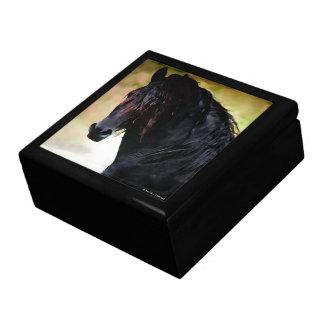 """""""Oberon"""" Friesian Gift Box"""