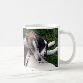 Oberon & Sabe Coffee Mug