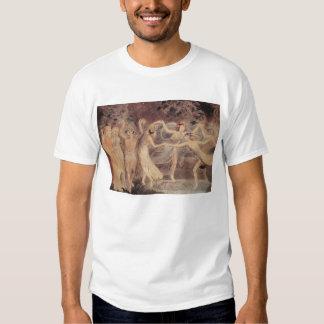 Oberon, Titania, Puck with Fairies Dancing T Shirts