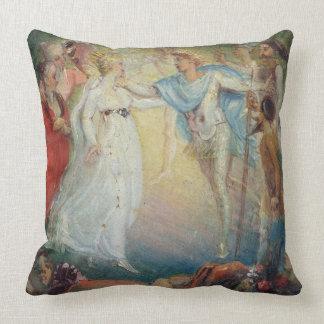 Oberon y Titania del 'El sueño de una noche de ver Almohadas