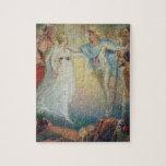 Oberon y Titania del 'El sueño de una noche de ver Puzzle Con Fotos