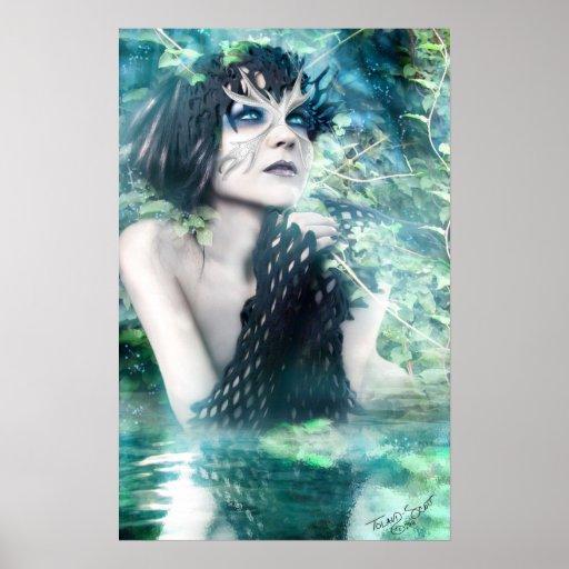 """Oberon's Muse"" Poster"