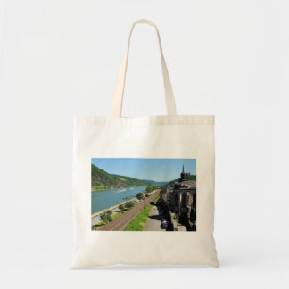 Oberwesel on the Rhine Tote Bag