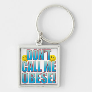 Obese Call Life B Keychain