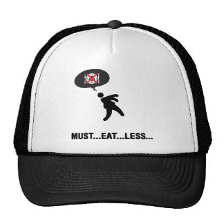 Obese Lover Mesh Hats