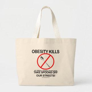 Obesity Kills Bags