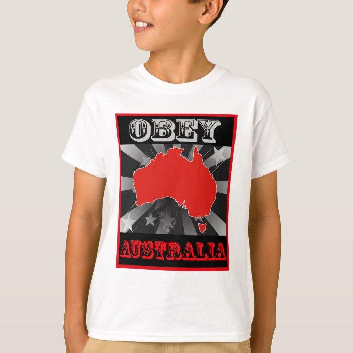 Obey Australia T-Shirt