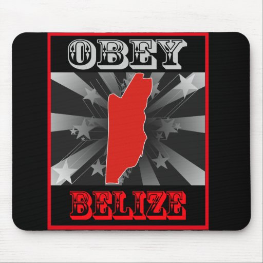 Obey Belize Mouse Pads