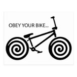 Obey BMX Post Cards