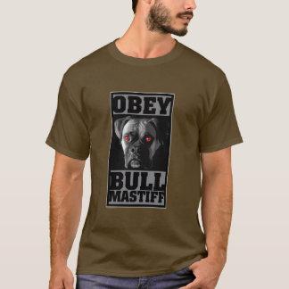 OBEY! BULLMASTIFF T-Shirt