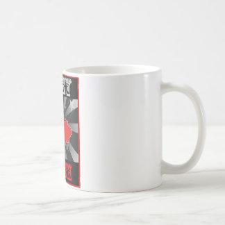 Obey Czech Coffee Mug