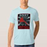 Obey Eritrea Tee Shirt