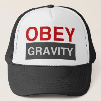 Obey Gravity Trucker Hat