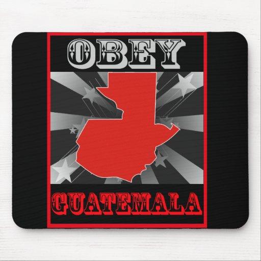 Obey Guatemala Mousepad