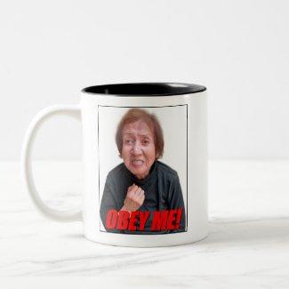 Obey Me! Mug