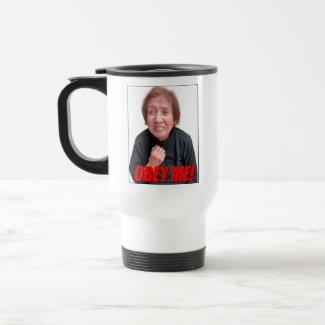 Obey Me! Travel Mug