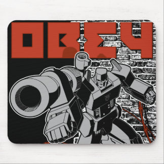 Obey Mouse Pad