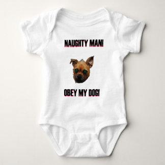 Obey my Dog T Shirt