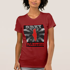Obey Palestine T-Shirt