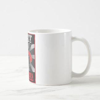 Obey Panama Coffee Mug