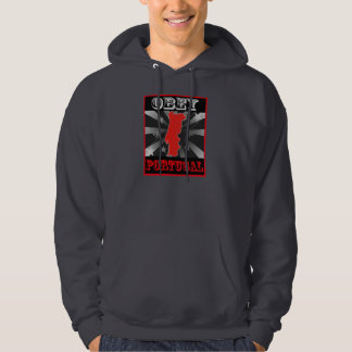 Obey Portugal Pullover