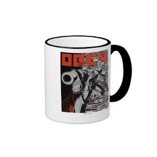 Obey Ringer Mug