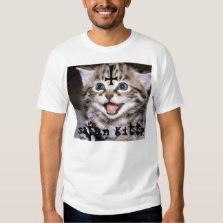 obey satan kitty t shirt