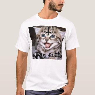 obey satan kitty T-Shirt
