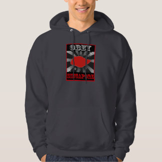 Obey Singapore Hooded Pullover