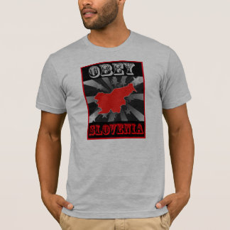 Obey Slovenia T-Shirt