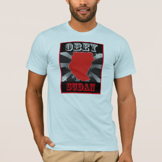 Obey Sudan T-Shirt