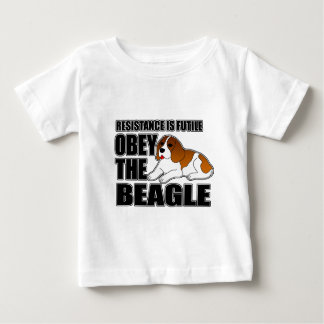 Obey The Beagle T Shirt