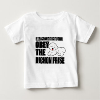 Obey The Bichon Frise Infant T-shirt