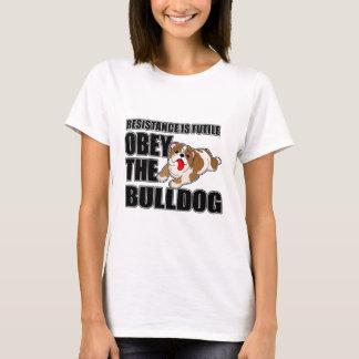 Obey The Bulldog T-Shirt