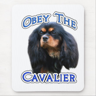 Obey the Cavalier Mouse Pad