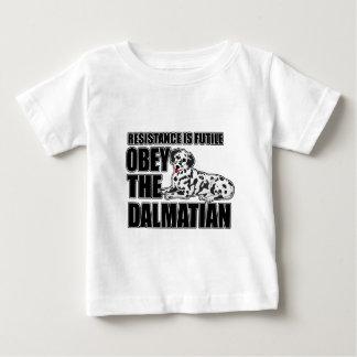 Obey The Dalmatian Infant T-shirt