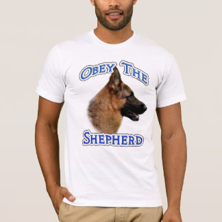 Obey the German Shepherd T-Shirt