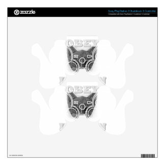 Obey the Kitten Decal For PS3 Controller