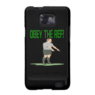 Obey The Ref Samsung Galaxy S2 Covers