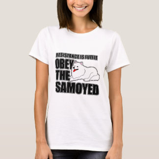 Obey The Samoyed T-Shirt