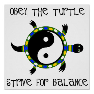 Obey the Turtle... Poster