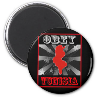 Obey Tunisia Magnet