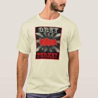Obey Turkey T-Shirt