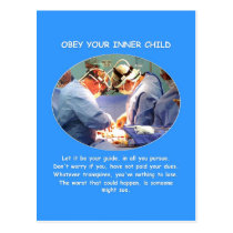 obey-your-inner-child postcard