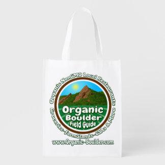 OBFG Logo 2-Sided Reusable Bag